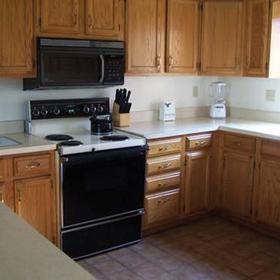 French Lick Springs Villas Kitchen