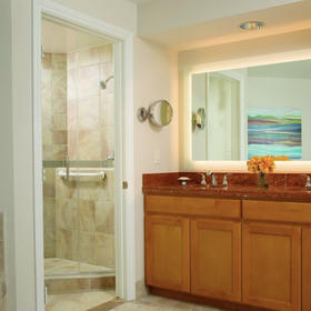 Marriott's Newport Coast Villas Bathroom