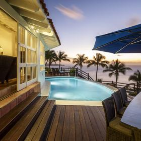Windjammer Landing Villa Beach Resort Plunge Pool