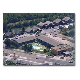 Roark Vacation Resort - aerial view