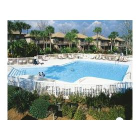 Oyster Pointe - Pool Area