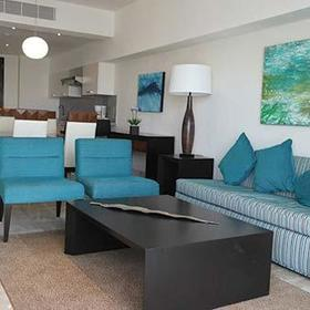 La Reserva Vacation Ownership — Living Area