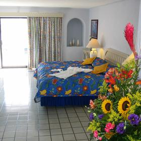 Marina Fiesta Resort - Unit Bedroom
