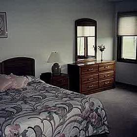 Room at the Clover Ridge