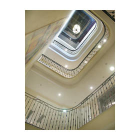 Solana Hotel Staircase