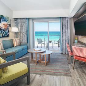 The Westin Resort & Spa, Cancun — Living Area