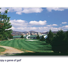 Crowne Plaza Resorts and Vacation Villas of Asheville — - Golf Course
