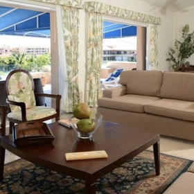 Porto Bello Grand Marina Living Area