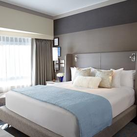 The Residences by Hilton Club — Bedroom