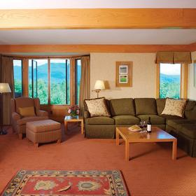 Trapp Family Lodge & Guest Houses Living Area
