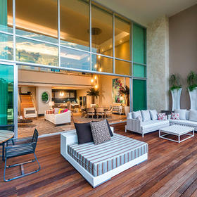 The Residence at Grand Luxxe Riviera Maya — Terrace