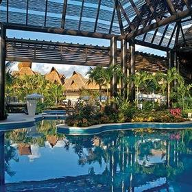 The Residence at Grand Luxxe Riviera Maya — Pool Area