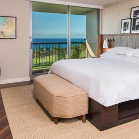 Ocean Tower by Hilton Grand Vacations Club — Bedroom