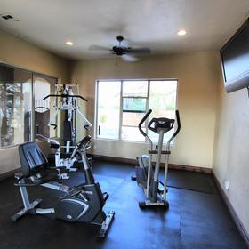 Canyon Villas at Coral Ridge — Fitness Center
