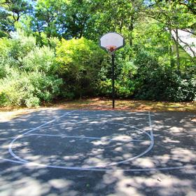 Cape Cod Holiday Estates — Basketball Court
