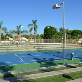 Desert Breezes Resort Tennis Courts