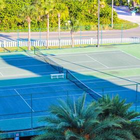 Discovery Beach Resort — Tennis Court