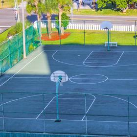 Discovery Beach Resort — Basketball Court