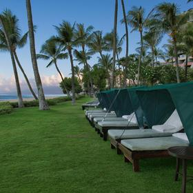 Marriott's Maui Ocean Club Cabanas