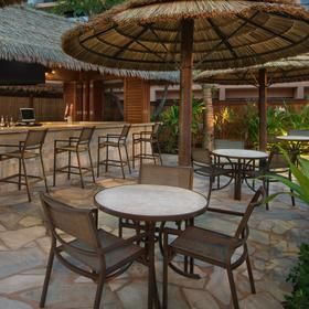 Marriott's Maui Ocean Club Tiki Bar