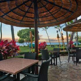 Marriott's Maui Ocean Club Resort Patio