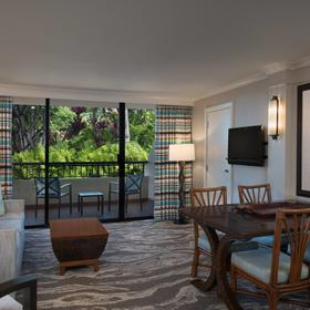 Marriott's Maui Ocean Club — Living Area