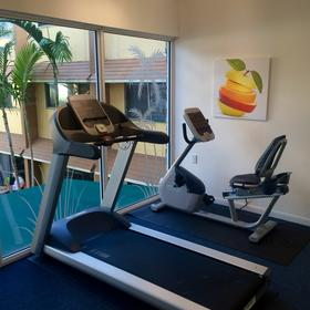Surf Rider Resort Fitness Center