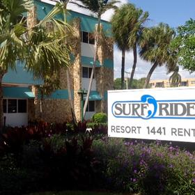 Surf Rider Resort Exterior