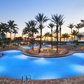Marriott's Ocean Pointe Pool