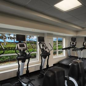 Marriott's Ocean Pointe Fitness Center