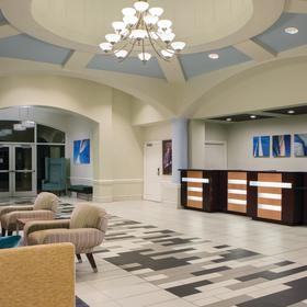 Marriott's Ocean Pointe — Lobby
