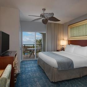 Marriott's Ocean Pointe Bedroom