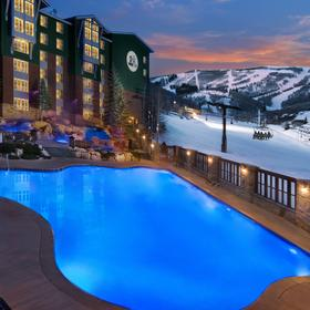 Marriott's MountainSide at Park City Pool