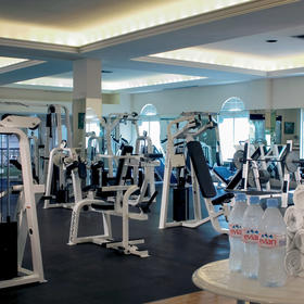 Pueblo Bonito Rose Spa & Resort Fitness Center