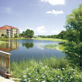 Holiday Inn Club Vacations at Orange Lake Resort - West Village — Grounds