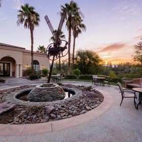 Marriott's Shadow Ridge - The Villages Courtyard