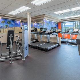 Marriott's Desert Springs Villas Fitness Center
