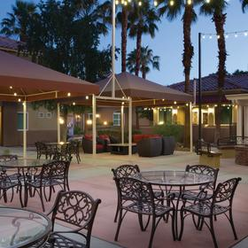 Marriott's Desert Springs Villas Courtyard