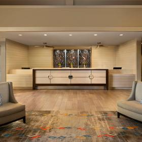 Marriott's Cypress Harbour — Lobby