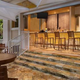 Marriott's Cypress Harbour — Bar