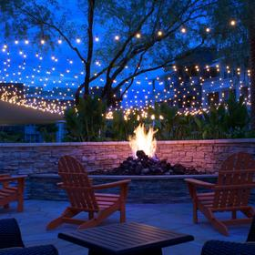 Marriott's Canyon Villas at Desert Ridge Firepit