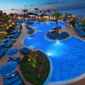 Marriott's Marbella Beach Resort Pool