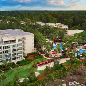Marriott's Monarch at Sea Pines Exterior