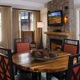Marriott's Timber Lodge Tahoe Living Area