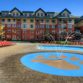 Marriott's Timber Lodge Tahoe Splash Pad