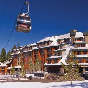 Marriott's Timber Lodge Tahoe Heavenly Gondola
