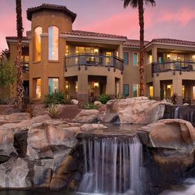 Marriott's Desert Springs Villas II — Exterior