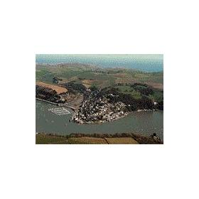 Ariel view of Kingswear Park