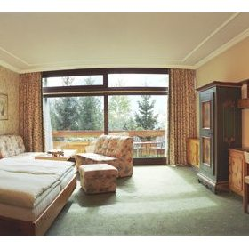 Alpenland Sporthotel - Maria Alm — American Resorts International - Maria Alm - Inside a Unit