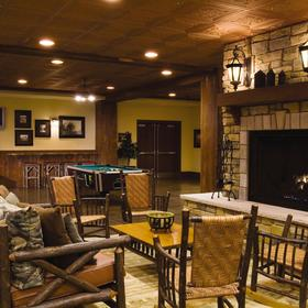 Wyndham Vacation Resorts at Glacier Canyon — Lounge